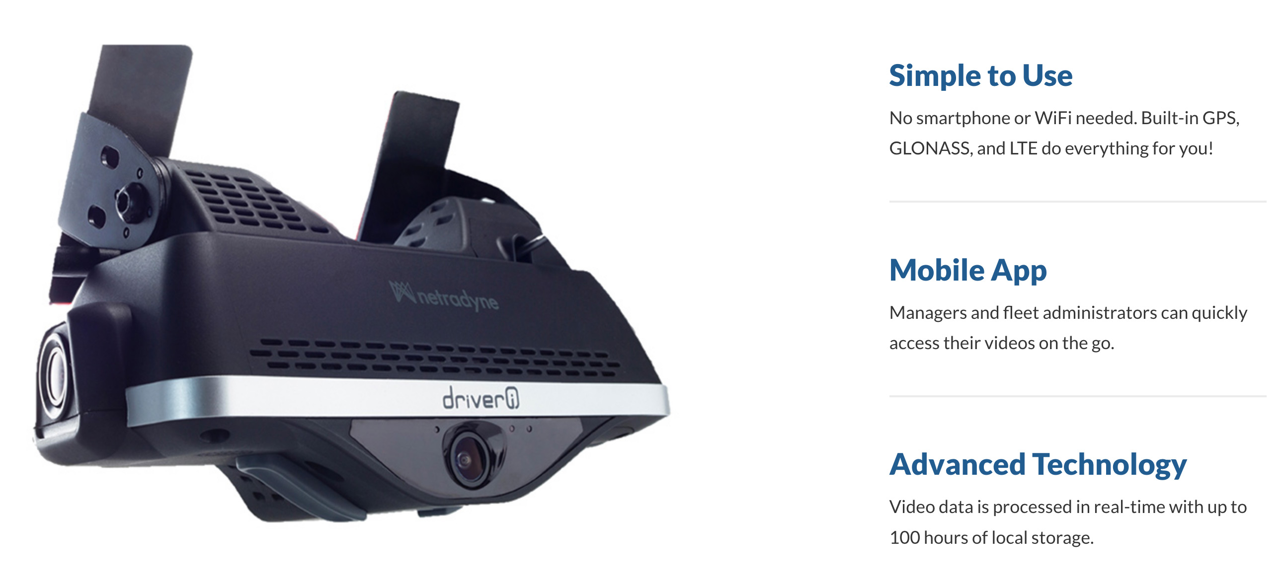 Driveri Product Description
